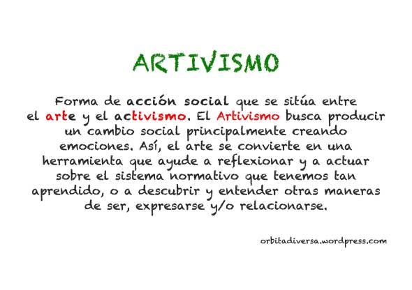 Artivismo