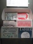 LGTB Museum (Castro): revistas lésbicas de los años 60